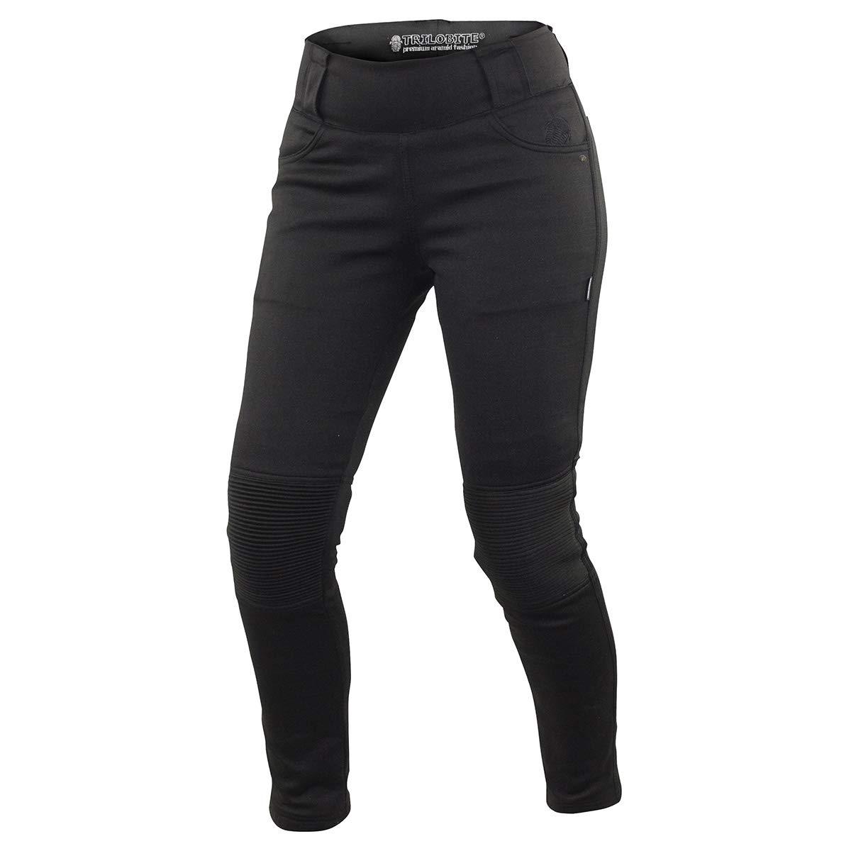 Trilobite Leggings Damen Motorrad Textilhose 26