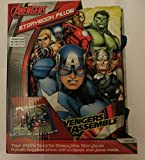 Marvel Avengers Story Book Pillow Review and Comparison