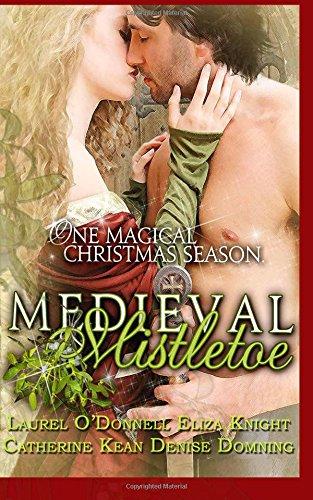 book cover of Medieval Mistletoe