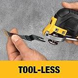 DEWALT Oscillating Tool Kit, Corded, 3-Amp, 29