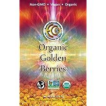 Earth Circle Organics Golden Berries, 8 Ounce