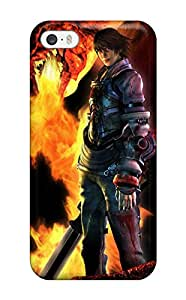New Drakengard Tpu Case Cover, Anti-scratch SptTjzx7962VApMR Phone Case For Iphone 5/5s