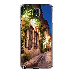 ErleneRobinson Samsung Galaxy Note 3 Perfect Cell-phone Hard Covers Allow Personal Design Realistic Francia Saint Remy De Provence Pattern [QaQ3623zIyd]