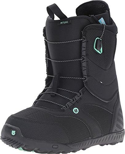 Burton - Womens Ritual Snowboard Boots 2017, Black, 7