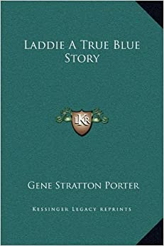 Book Laddie A True Blue Story