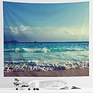 51csvHyJXVL._SS300_ Beach Tapestries & Coastal Tapestries