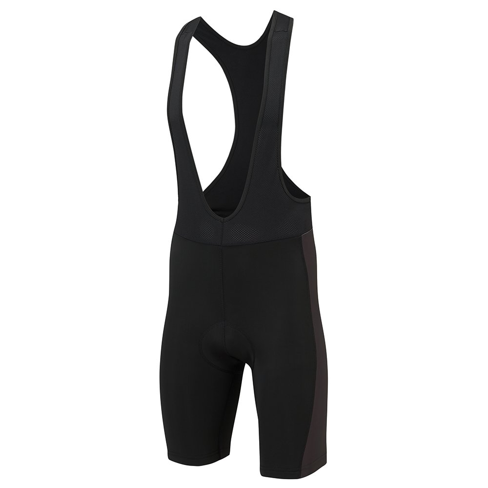 OpenRoad Men's Gel Padded Bib Cycling Shorts Anti-Bacterial Road Bike Small