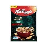 Kellogg's Ancient Legends Muesli Quinoa, Apple, Cranberry & Chia Seeds 450g - Pack of 6
