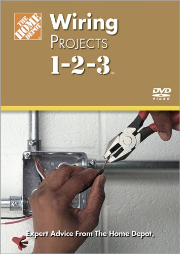 Read Online Wiring Projects 1-2-3 (HOME DEPOT) ebook