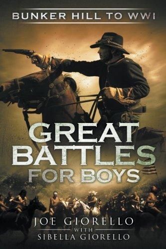 Great Battles Boys Bunker Hill