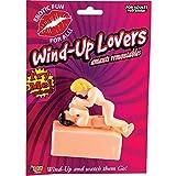 Forum Novelties Adult Novelty Wind Up Lovers Girl On Top