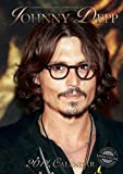 Johnny Depp 2011 Wall Calendar #RS6168-11