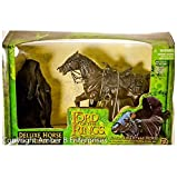 Lord of the Rings Ringwraith y caballo