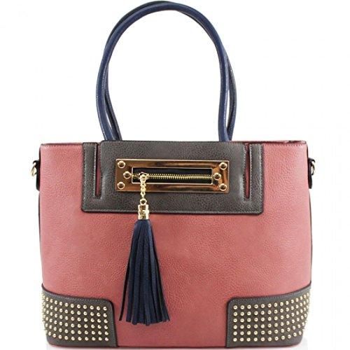Pink Handbag Pink Miss Miss Candy Woman Candy ZwBq6zxq