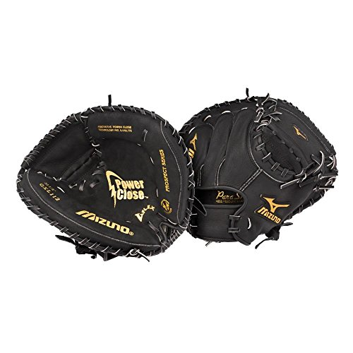 Mizuno Prospect GXC112 Youth Catcher's Mitt (31.50-Inch, Right Handed Throw)
