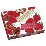 明治 ストロベリーチョコレートBOX 28枚×6個 -