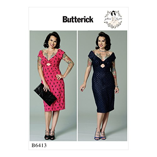 50s style dress sewing patterns - 6