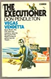 Front cover for the book Vegas Vendetta by Don Pendleton