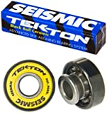Seismic Tekton Black Ball Ceramic Bearings