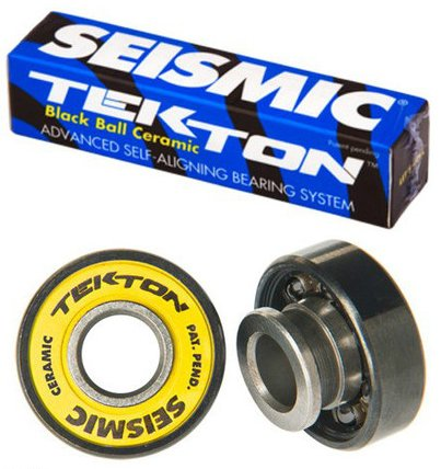 Seismic Tekton 8mm Ceramic Bearings
