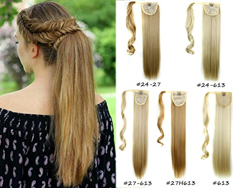 tail Hairpieces 24