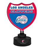 NBA LA Clippers Neon Lamp, One Size, Multicolor