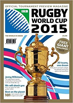 >>FULL>> Rugby World Cup 2015: Official Tournament Preview Magazine. Chile CLICK mobility Reverso oficial