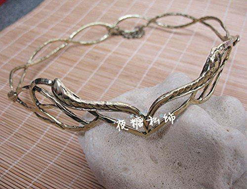 Generic Hobbit Elrond crown tiara tiara tiara movies