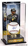Starling Marte Pittsburgh Pirates Autographed Baseball and Gold Glove Display Case with Image - Fanatics Authentic Certified