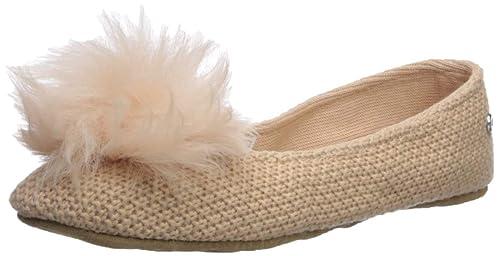 20cc97b3058 UGG - ANDI - Amberlight - Slippers - Ballet Flats: Amazon.co.uk ...
