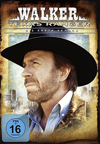 Walker, Texas Ranger - Die erste Season [Alemania] [DVD]