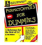 Perfect Office 3 for Dummies 9781568843742