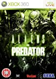 Alien Vs Predator Xbox 360 Game SEGA