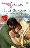 One Summer in Italy..., Lucy Gordon, 0373039336