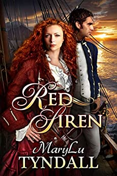 The Red Siren (Charles Towne Belles Book 1) by [Tyndall, MaryLu]