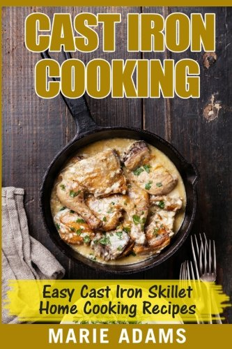 cast iron cooking cook books - 8