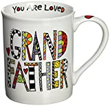 Our Name Is Mud by Lorrie Veasey Cuppa Doodle Grandfather Mug, 4-1/2-Inch