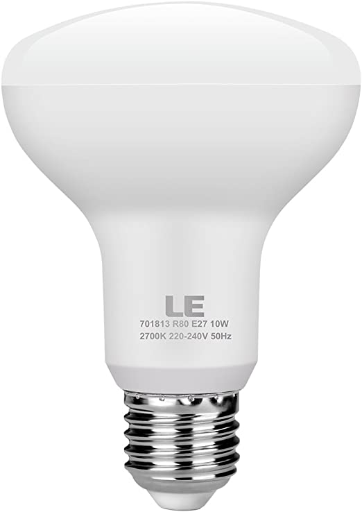 5 Stück LED Birne Leuchtmittel Glühbirne E27 10W 810 Lumen warmweiß Lampe Licht