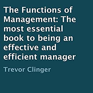 The Functions of Management Audiobook