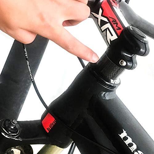 """1 Set Aluminium MTB Rennrad Bike Stem Ohne Gewinde Headset Spacer Kit für 1 1//8/"""""""