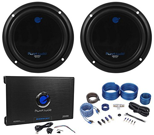 Planet Audio AC10D 10 inch Subwoofer review
