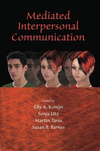 Mediated Interpersonal Communication (Lea's Communication)