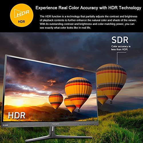SHOPUS | NEWSYNC 27 inch Real 165Hz (DP 1 2) 144Hz (HDMI 2 0