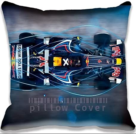 Throw Pillow Case with sport Formula