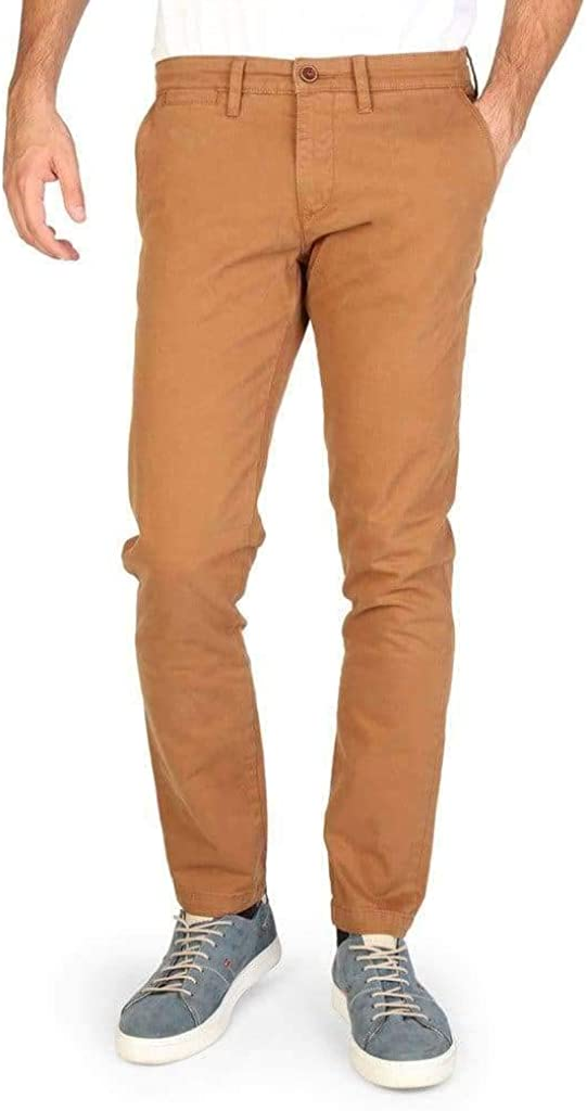 73731/_RB10R/_733TOBACCO Rifle Mens Cotton Trousers