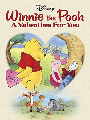 Winnie the Pooh, A Valentine for You]()