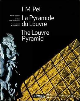 i m pei the louvre pyramid