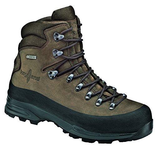 Scarponcini da Trekking - Alpinismo Keyland Globo Nubuk Gore-Tex 48,5 Brown