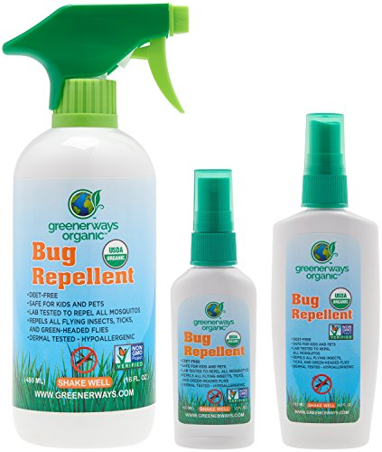 Greenerways Repellent Mosquito Repellent Clothing Repellant product image