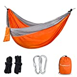 Looking to enjoy a nice breeze and a cool, relaxing rest as the wind slowly rocks you to sleep? Then you need a CHERAINTI Parachute Hammock!  There's nothing like kicking your shoes off, sliding into a hammock hanging in the trees, and falling fast a...